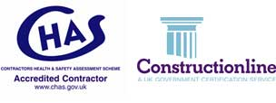 CHAS & Contructionline Accreditations