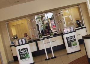 Clydesdale Bank Refurbishment
